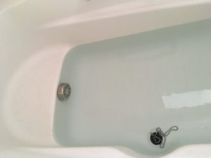 名古屋市でダイキンエコキュートの風呂おいだき配管洗浄